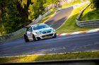 308 Racing Cup Team Altran 24H Nurburgring 2018 action avant droite
