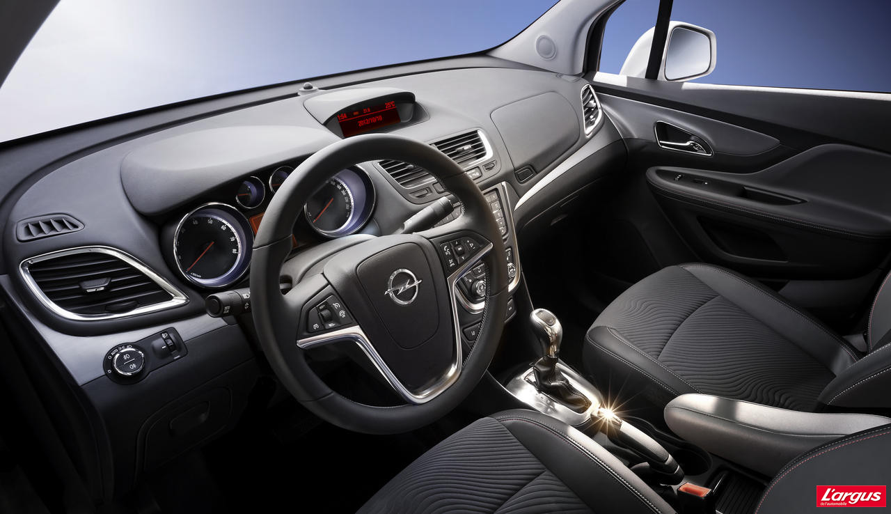 opel mokka tarifs cors s mondial de l 39 auto 2012. Black Bedroom Furniture Sets. Home Design Ideas