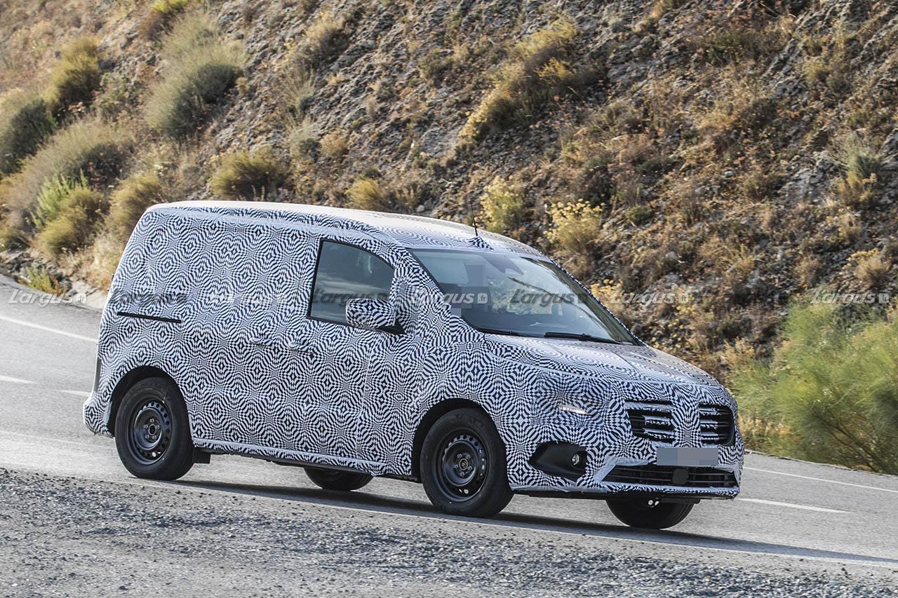Mercedes Citan 2 (2022). Le cousin du Kangoo est en développement