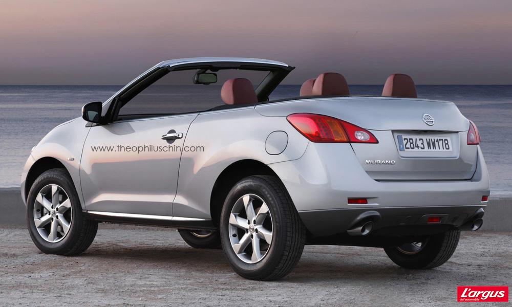 Et Nissan inventa le 4X4 cabriolet - Photo #4 - L'argus