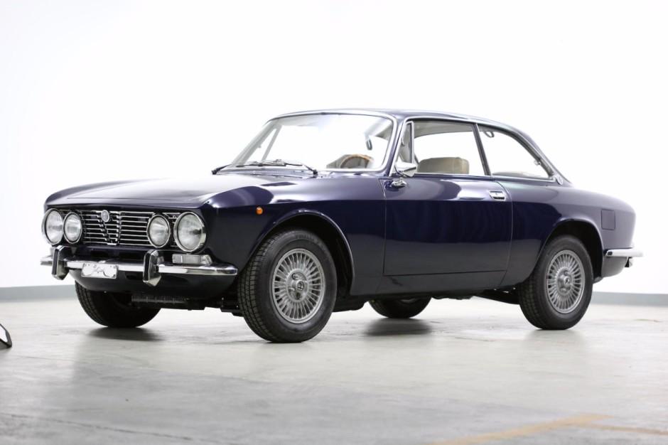 Vente bonhams 2016 les voitures les moins ch res alfa - Alfa romeo coupe bertone 2000 a vendre ...