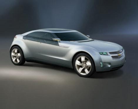 photo gm planche sur une voiture lectrique offrant plus de 300 km d 39 autonomie l 39 argus pro. Black Bedroom Furniture Sets. Home Design Ideas