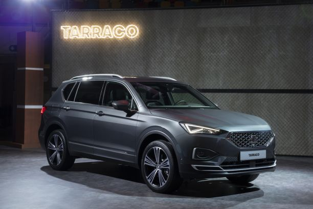 seat tarraco 2019 premi res impressions bord l 39 argus. Black Bedroom Furniture Sets. Home Design Ideas