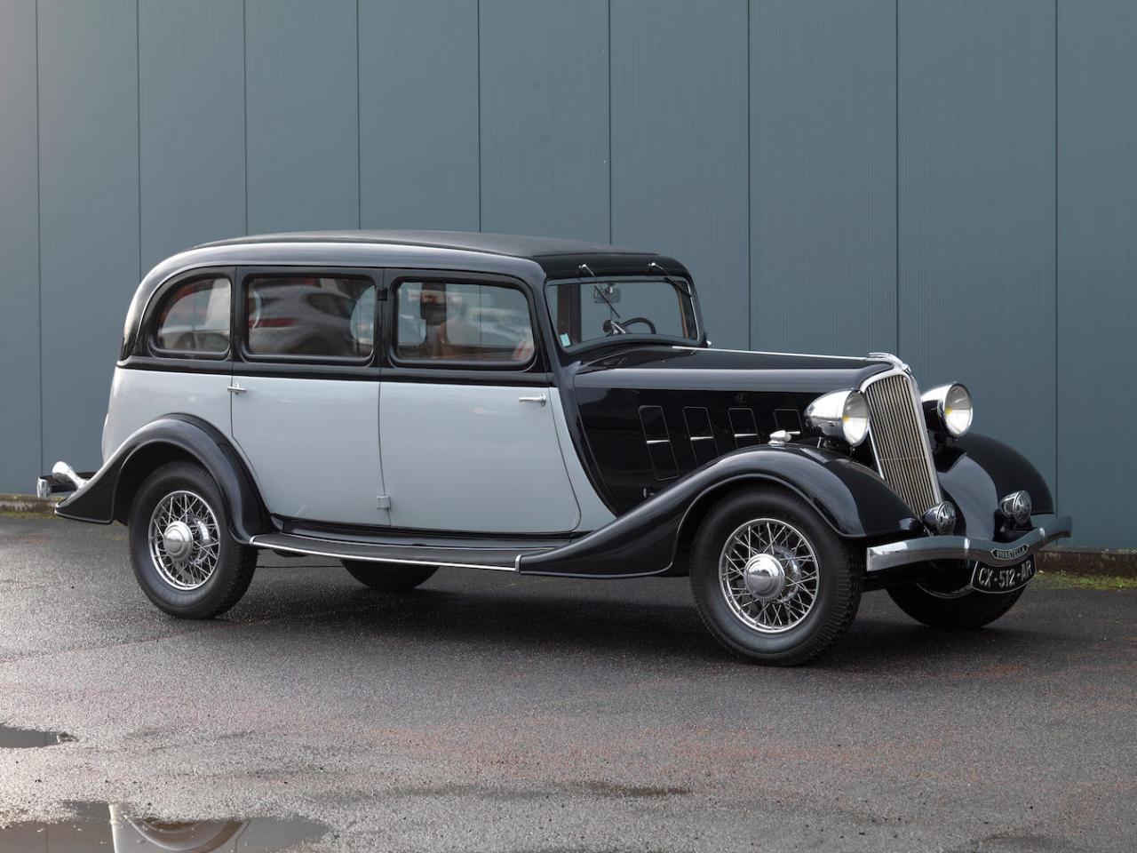 vente bonhams 2016 les voitures les moins ch res renault vivastella pg9 limousine lot 412. Black Bedroom Furniture Sets. Home Design Ideas