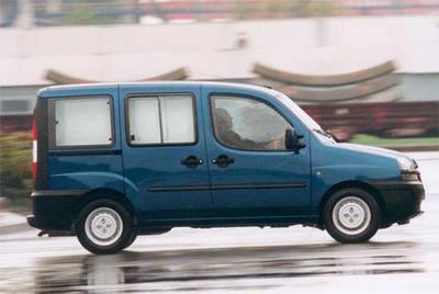 Fiat doblo 1 9 d sx pour jouer les utilit s l 39 argus - Comparatif location vehicule utilitaire ...