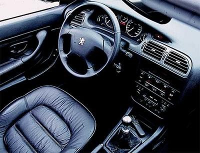Peugeot 406 coup 2 2 hdi mercedes c220 cdi coup sport for Interieur 406 phase 2