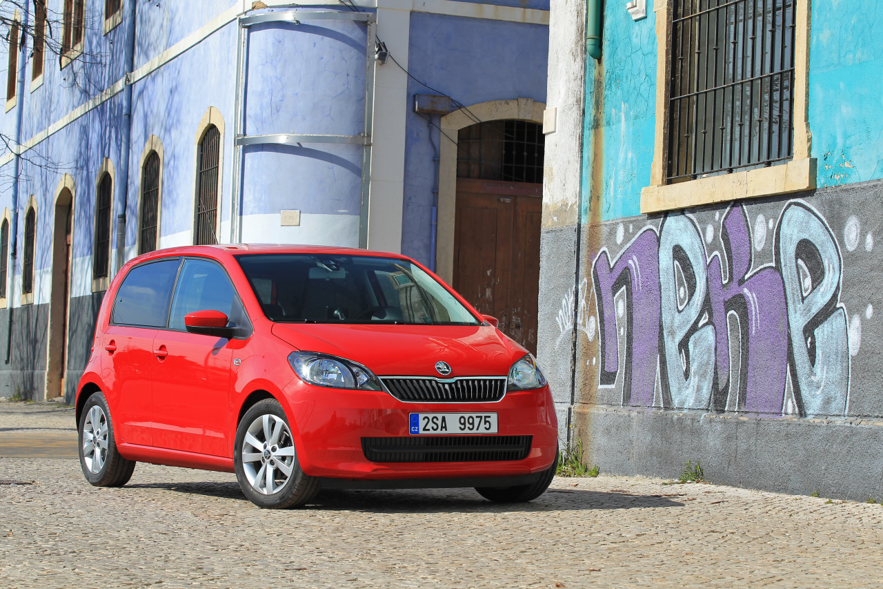 top 20 des voitures les moins ch res du march 5 skoda citigo l 39 argus. Black Bedroom Furniture Sets. Home Design Ideas