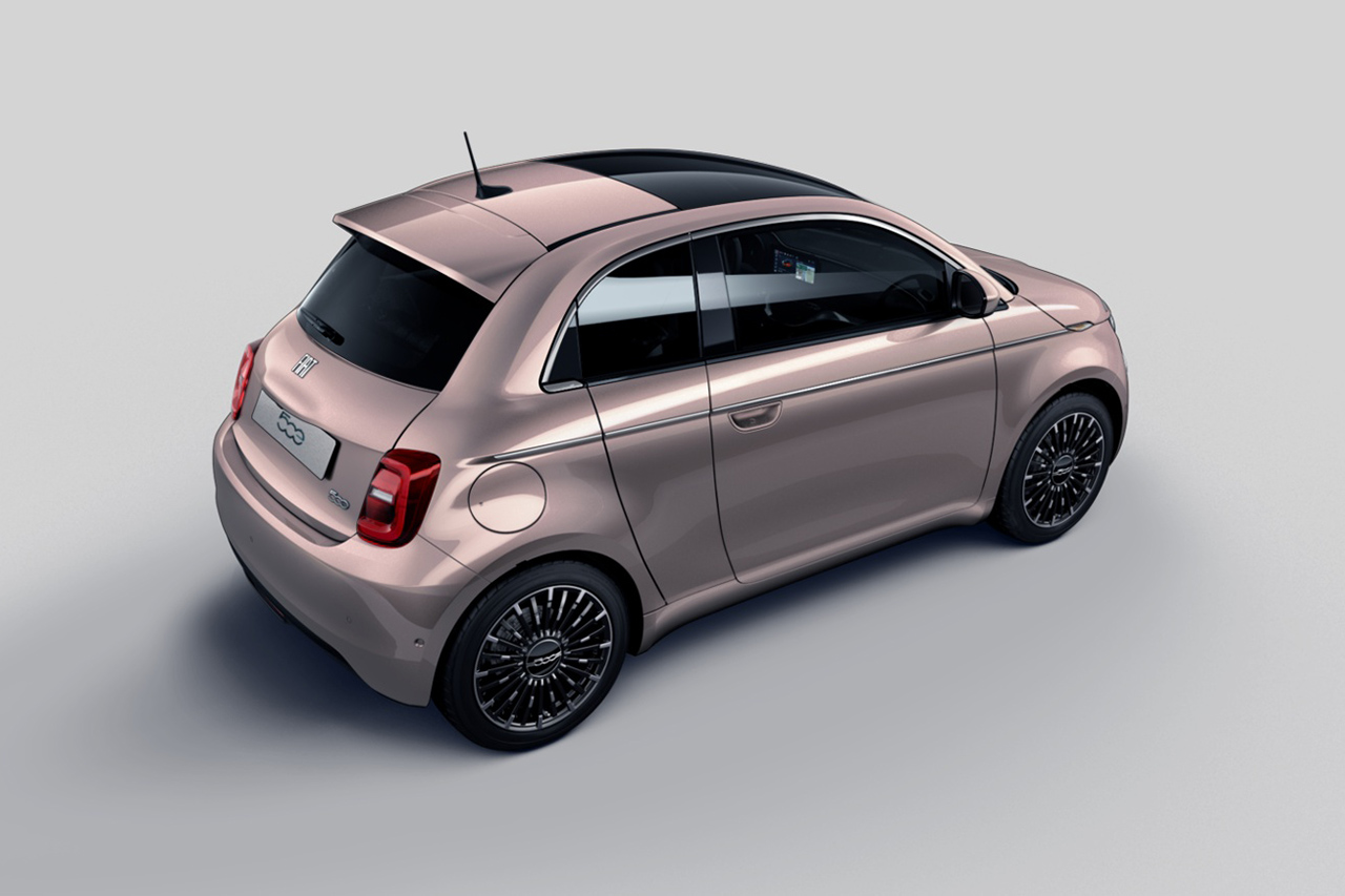Fiat 500 2020 La Gamme Complete De La 500 Electrique En Detail