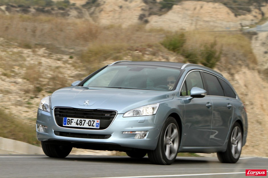peugeot 508 sw gt aff t e en tous points photo 3 l 39 argus. Black Bedroom Furniture Sets. Home Design Ideas