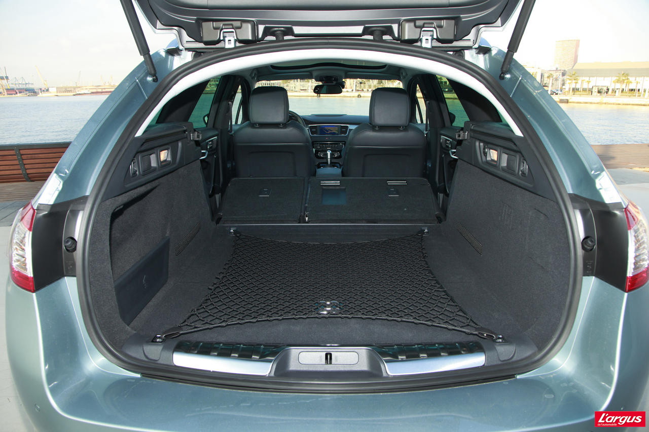 peugeot 508 sw gt aff t e en tous points photo 17 l 39 argus. Black Bedroom Furniture Sets. Home Design Ideas