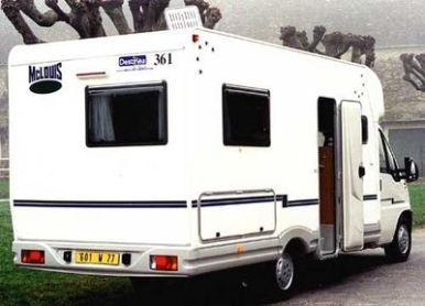 camping car mclouis 361 un profil prix d 39 ami l 39 argus. Black Bedroom Furniture Sets. Home Design Ideas