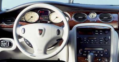 rover 75 tourer 2 5 v6 sa majest le break photo 4 l 39 argus. Black Bedroom Furniture Sets. Home Design Ideas