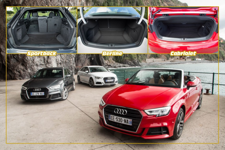 essai audi a3 sportback berline et cabriolet nos plus belles photos photo 39 l 39 argus. Black Bedroom Furniture Sets. Home Design Ideas