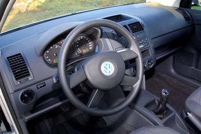 Volkswagen Polo 1.2 65 : Golf jusque dans