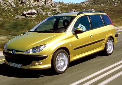 peugeot 206 sw break sportif photo 1 l 39 argus. Black Bedroom Furniture Sets. Home Design Ideas