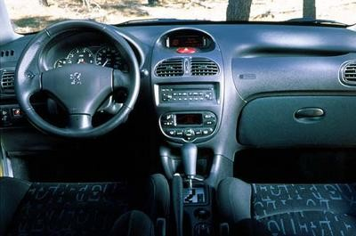 peugeot 206 sw break sportif photo 2 l 39 argus. Black Bedroom Furniture Sets. Home Design Ideas