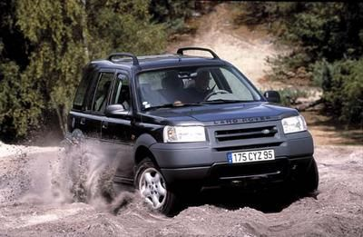 coup de projecteur land rover freelander l 39 argus. Black Bedroom Furniture Sets. Home Design Ideas
