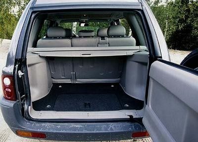coup de projecteur land rover freelander photo 5 l 39 argus. Black Bedroom Furniture Sets. Home Design Ideas