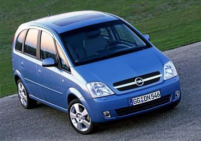 opel meriva portrait d 39 un surdou photo 1 l 39 argus. Black Bedroom Furniture Sets. Home Design Ideas