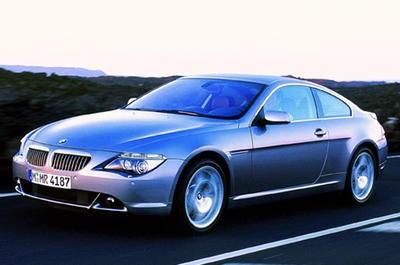 BMW I Une Grande Dame Largus - 645i bmw