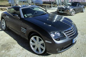 chrysler crossfire actualit essais cote argus neuve. Black Bedroom Furniture Sets. Home Design Ideas