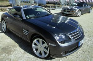 Chrysler Crossfire 3.2 V6 - BMW Z4 2.5i
