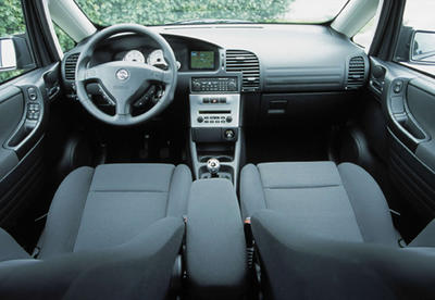 Opel Zafira Photo 3 L 39 Argus