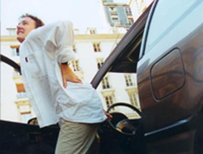 Le mal de dos en tat de si ge technologie auto - Siege auto contre le mal de dos ...