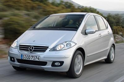 Mercedes Classe A 180 Cdi Et A 200 Cdi Le Diesel Dans Un