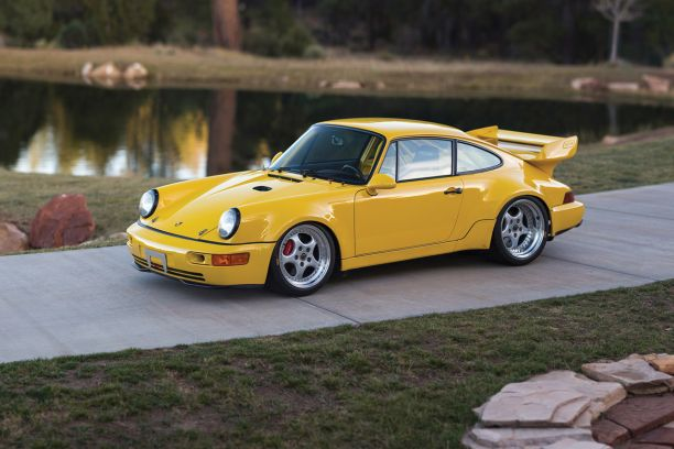 une collection de rares porsche 964 vendre l 39 argus. Black Bedroom Furniture Sets. Home Design Ideas