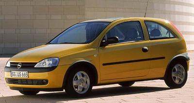 opel corsa in gale photo 1 l 39 argus. Black Bedroom Furniture Sets. Home Design Ideas