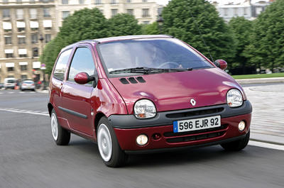 renault twingo 2 toujours jeune photo 1 l 39 argus. Black Bedroom Furniture Sets. Home Design Ideas