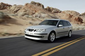 Saab 9-3 Sport-Hatch 2.8 Aero  : Plus sport que break