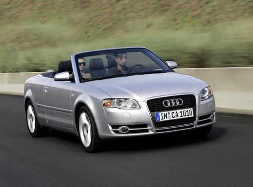 audi a4 cabriolet 2 0 tfsi 200ch photo 1 l 39 argus. Black Bedroom Furniture Sets. Home Design Ideas