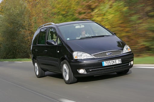 ford galaxy 1 9 tdi 150 photo 1 l 39 argus. Black Bedroom Furniture Sets. Home Design Ideas