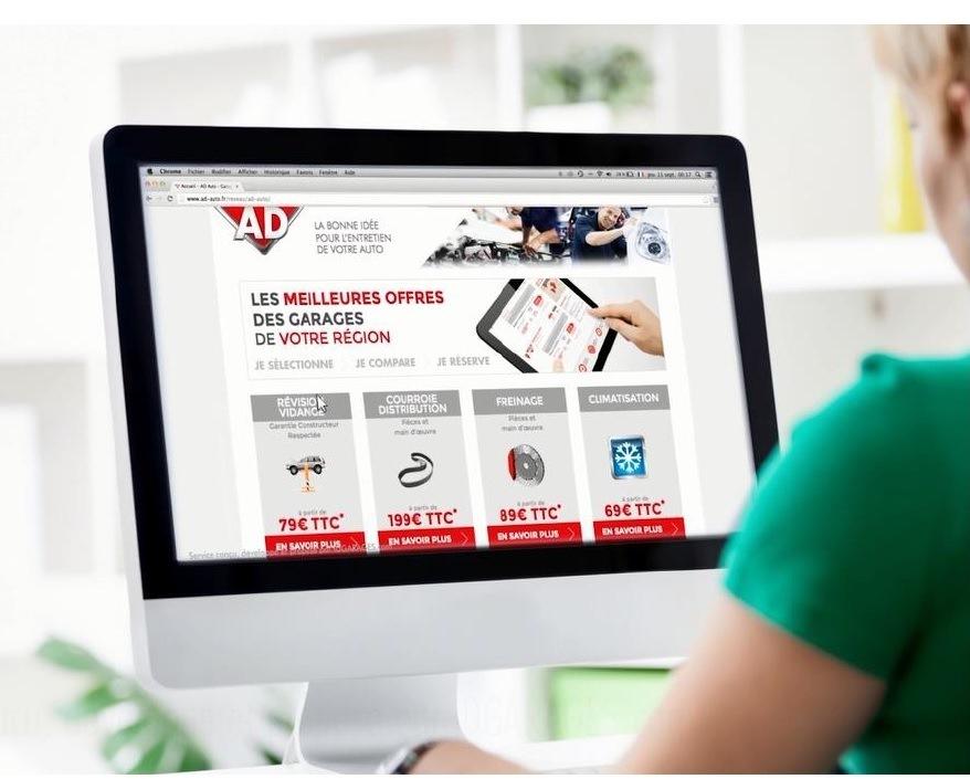 autodistribution lance le devis et la r servation en ligne l 39 argus. Black Bedroom Furniture Sets. Home Design Ideas