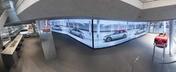 Photo bient t un audi city paris l 39 argus pro for Audi zanetti maison alfort