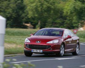 Peugeot 407 Coupe Plaisir abordable