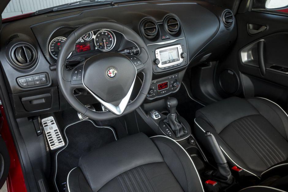 Essai Alfa Romeo Mito Quadrifoglio Verde 2014 Bote Rythme