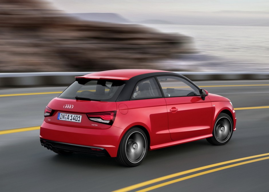 la nouvelle audi a1 1 0 tfsi l 39 essai photo 4 l 39 argus. Black Bedroom Furniture Sets. Home Design Ideas