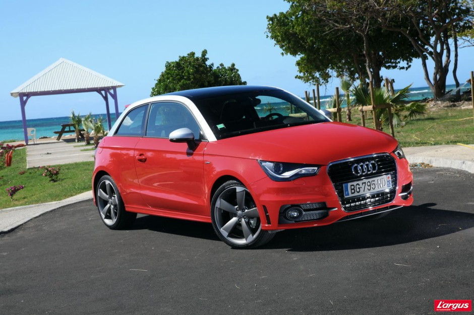 essai audi a1 tfsi 185 ch s tronic ambition 2011 photo 9 l 39 argus. Black Bedroom Furniture Sets. Home Design Ideas