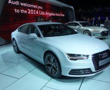 Audi A7 Sportback h-tron concept : de l'hydrog�ne dans les veines