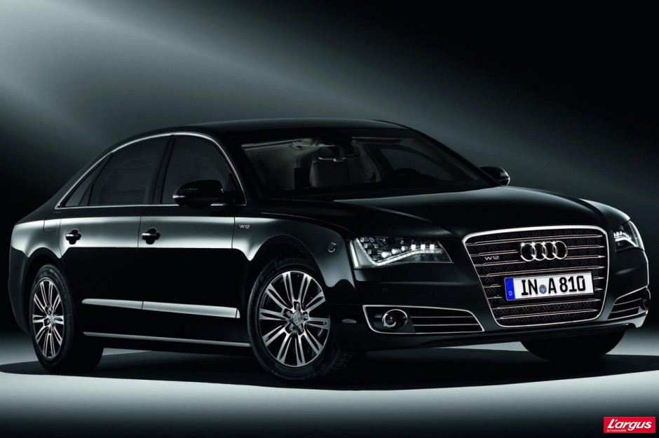 audi a8 l security voiture pare balles photo 1 l 39 argus. Black Bedroom Furniture Sets. Home Design Ideas