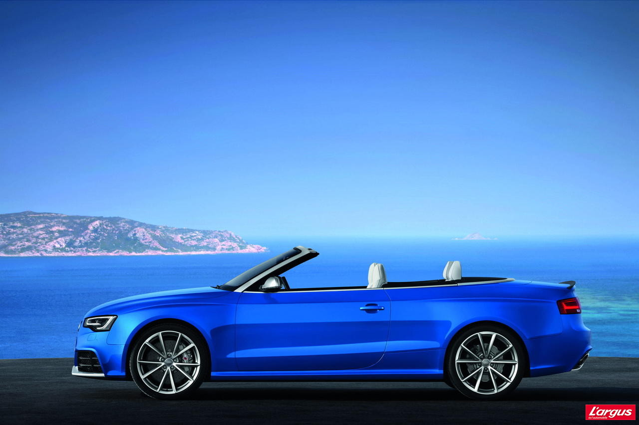 audi a5 cabriolet a la d couverte de la nouvelle audi rs5 cabriolet mondial de l 39 auto 2012. Black Bedroom Furniture Sets. Home Design Ideas