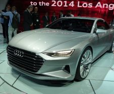 Audi Prologue concept car : l'anti Classe S Coup� !