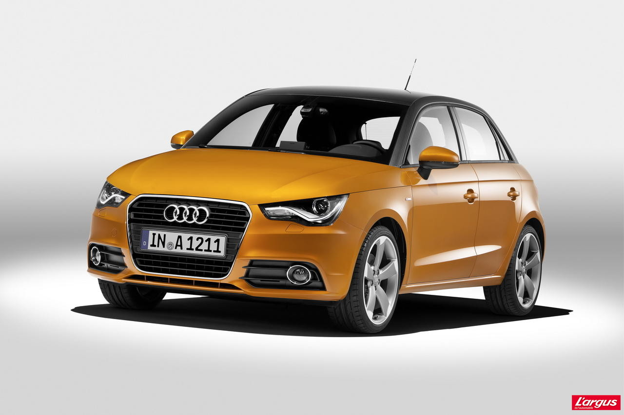 audi a1 sportback appellation usurp e photo 3 l 39 argus. Black Bedroom Furniture Sets. Home Design Ideas