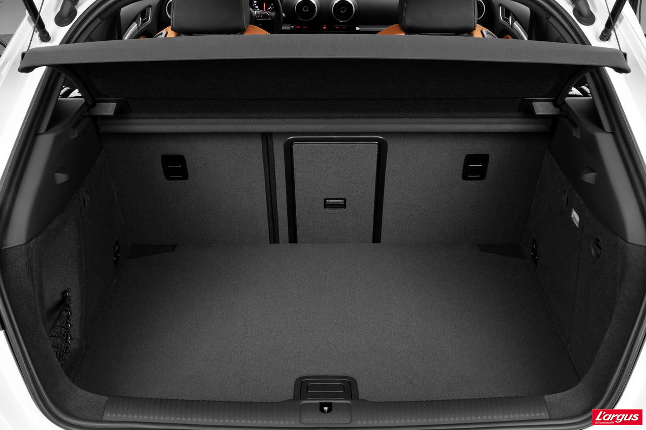 l 39 audi a3 dans le d tail photo 8 l 39 argus. Black Bedroom Furniture Sets. Home Design Ideas