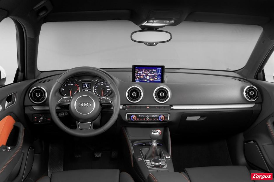 l 39 audi a3 dans le d tail photo 36 l 39 argus. Black Bedroom Furniture Sets. Home Design Ideas