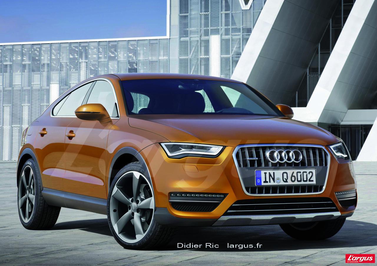Kelebihan Audi X6 Top Model Tahun Ini
