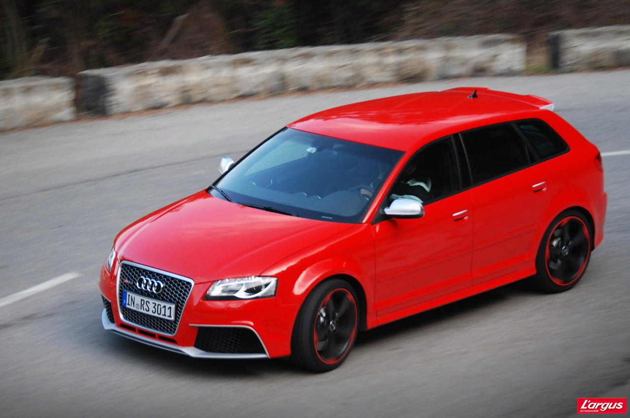 essai audi rs3 sportback 2011 340 chevaux photo 14 l 39 argus. Black Bedroom Furniture Sets. Home Design Ideas